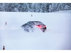 Goodyear Winter Press Event - Press images