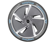 Goodyear Presents New Tire Technology Designed to Advance the Performance of Electric Vehicles
