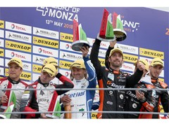 Monza delivers Dunlop ELMS 1-2 in LMP2