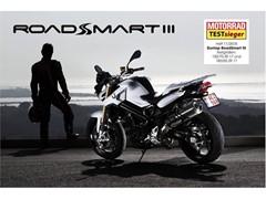 Dunlop RoadSmart III sbanca il test di Motorrad per Sport Touring