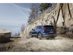 Pneumatiky Goodyear budú súčasťou originálnej výbavy pre nový Volkswagen Touareg