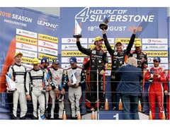 G-Drive Racing Takes Silverstone ELMS win to extend title lead
