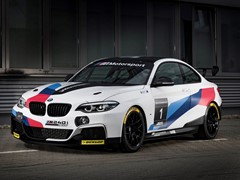 BMW Motorsport and Dunlop extend Cup partnership