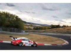 Strong performance for Porsche and Dunlop at Nürburgring