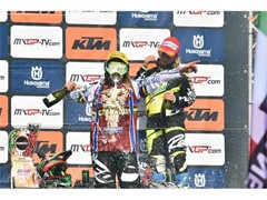 5th WMX World title for Kiara Fontanesi on Dunlop tyres
