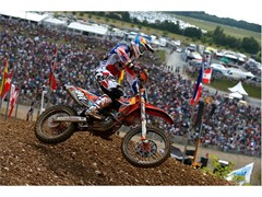 Dunlop assists Team France to fifth consecutive Motocross of Nations title