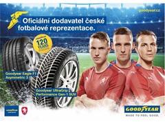 Vynálezce míče podporuje českou fotbalovou reprezentaci