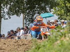Standing Construct KTM MXGP team switches to Dunlop tyres