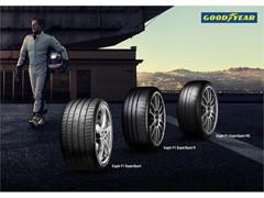 Goodyear uvádza na trh nový rad pneumatík Eagle F1 SuperSport