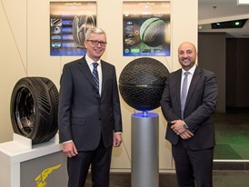 Launch Automotive Campus Luxembourg: Jean-Claude Kihn and Minister Schneider