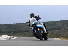 RoadSmart III STORM Electric Motorcycle 1
