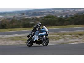 RoadSmart III STORM Electric Motorcycle 2
