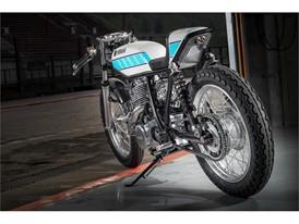 Dunlop TT100 chosen by Krugger