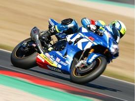 Champions - Suzuki SERT and Dunlop