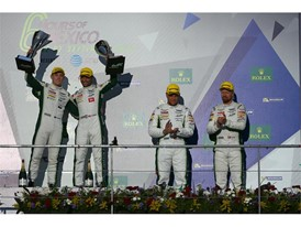Aston Martin Racing took its first GTE-Pro win of the year