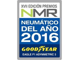 Eagle F1 Asymmetric 3 - Tire of the Year - logo