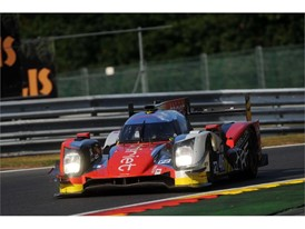 Thiriet by TDS lead the European Le Mans Series with one race to go