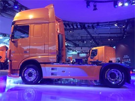 Goodyear SUPER FUELMAX on DAF