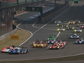 Alpine beat a strong LMP2 field to win the World Championship