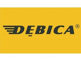 Debica brand  logo