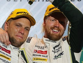 Danish duo Marco Sørensen and Nicki Thiim take the FIA World Endurance Cup for GT Drivers in style