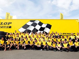 Dunlop's World Endurance Championship success is the result of a true team effort