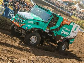 Goodyear De Rooy Dakar 2017 Gerard DeRooy 1