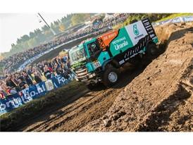 Goodyear De Rooy Dakar 2017 Van Genugten Assistance Race Truck