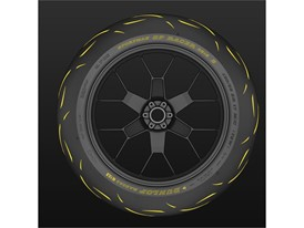 The GP Racer D212 is available in a range of Soft, Medium and Endurance compounds.