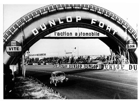 Dunlop have been winning at Le Mans since 1924