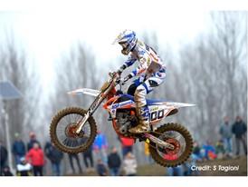 Calvin Vlaanderen - HSF Logistics Motorsport team - KTM