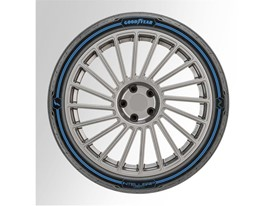 Goodyear IntelliGrip Urban Front