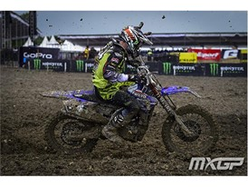 Shaun Simpson in action - Indonesia