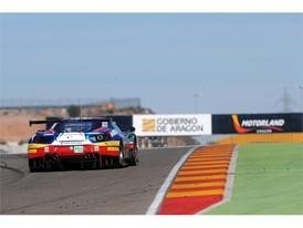 Dunlop Aragon Test - Ferrari F488 GTE