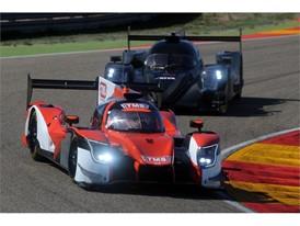 Dunlop Aragon Test - Ligier & Oreca