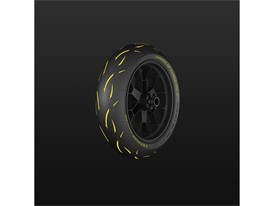Dunlop sees increasing segmentation of hypersport market.