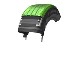 Sava Trenta 2 - Multi-Radius Tire Contour