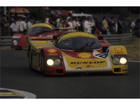9 of Dunlop's 34 Le Mans 24 wins have been with Porsche