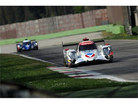Vaillante Rebellion Oreca