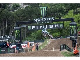Kiara winning at Trentino