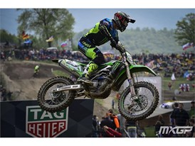 Clement Desalle lies third in championship
