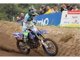 Kiara racing to a win at Trentino