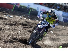 Tonus racing to Trentino podium