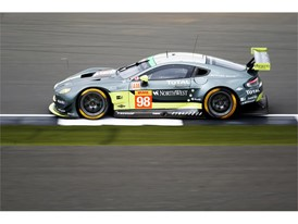 Aston Martin Racing Vantage LMGTE Am
