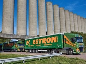 Goodyear & FleetOnlineSolutions Keep Estron on the Move