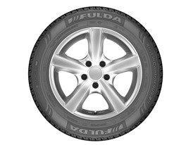Kristall Control SUV - side view tire shot