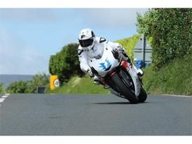 Bruce Anstey - Zero TT Winner