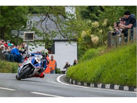 Peter Hickman - Zero TT runner-up