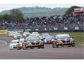 Defending champion Gordon Shedden goes into the summer break on top