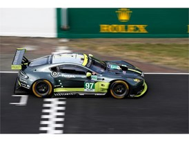 Aston Martin #97 wins at Le Mans